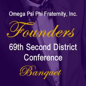 69th 2nd District Conference | Founders' Banquet @ Hilton Westchester Hotel | Rye Brook | New York | United States
